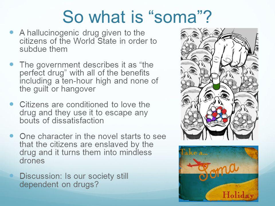 brave new world drug
