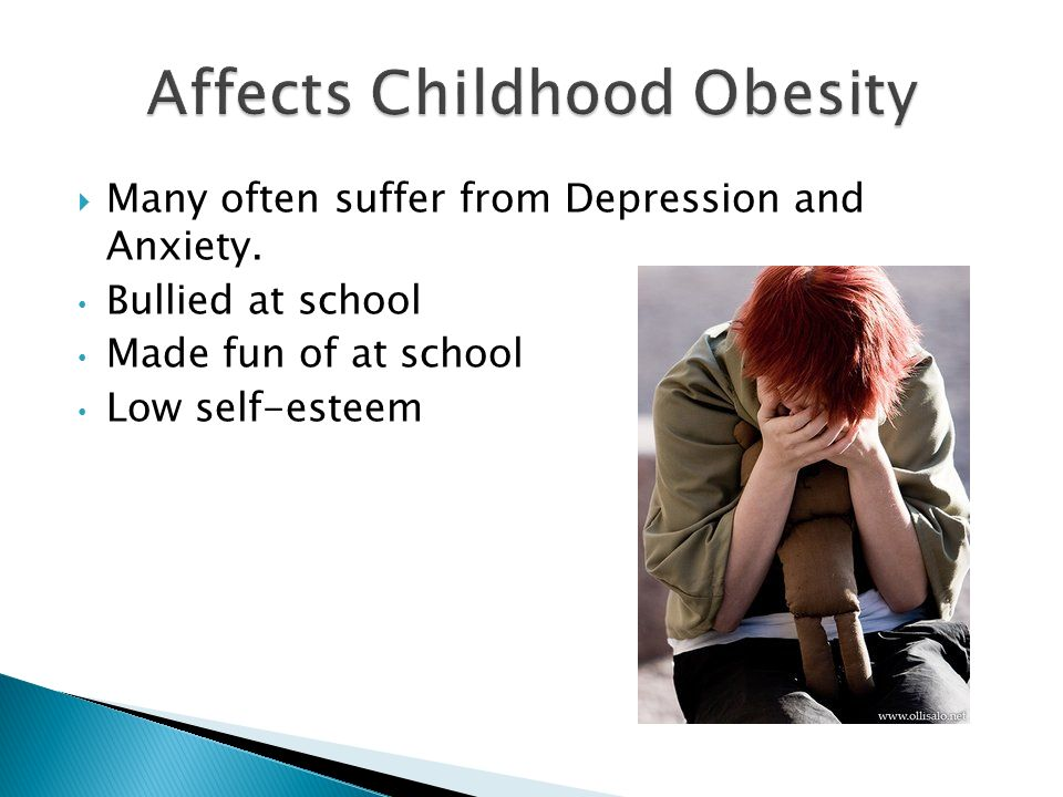 Affects Childhood Obesity
