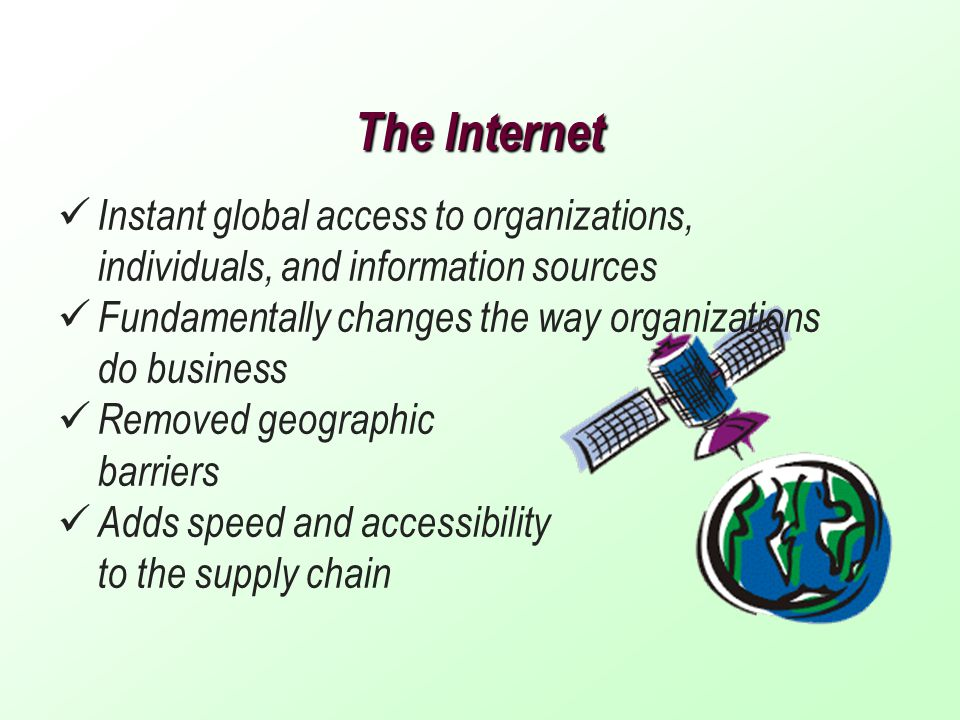 the different sources of internet for the business organizations Guidelines for evaluating internet sources,  evaluating internet research sources robert harris  medicine, business, and other fields always in flux, we must .