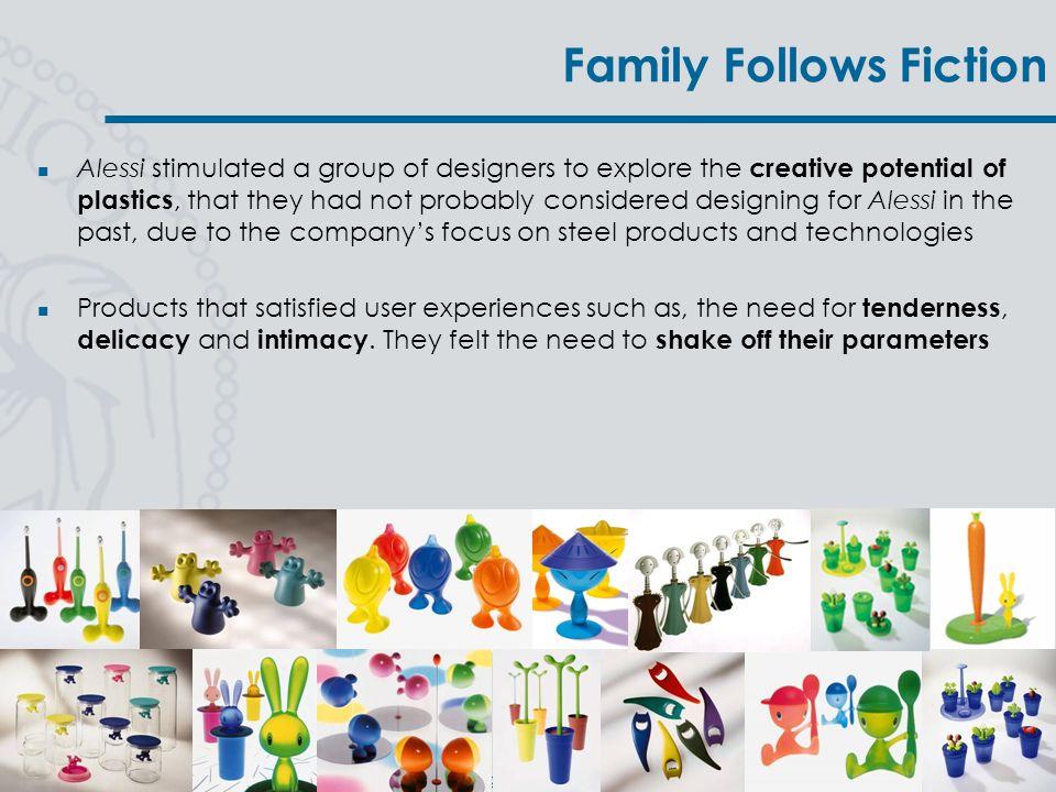 Family Follows Fiction