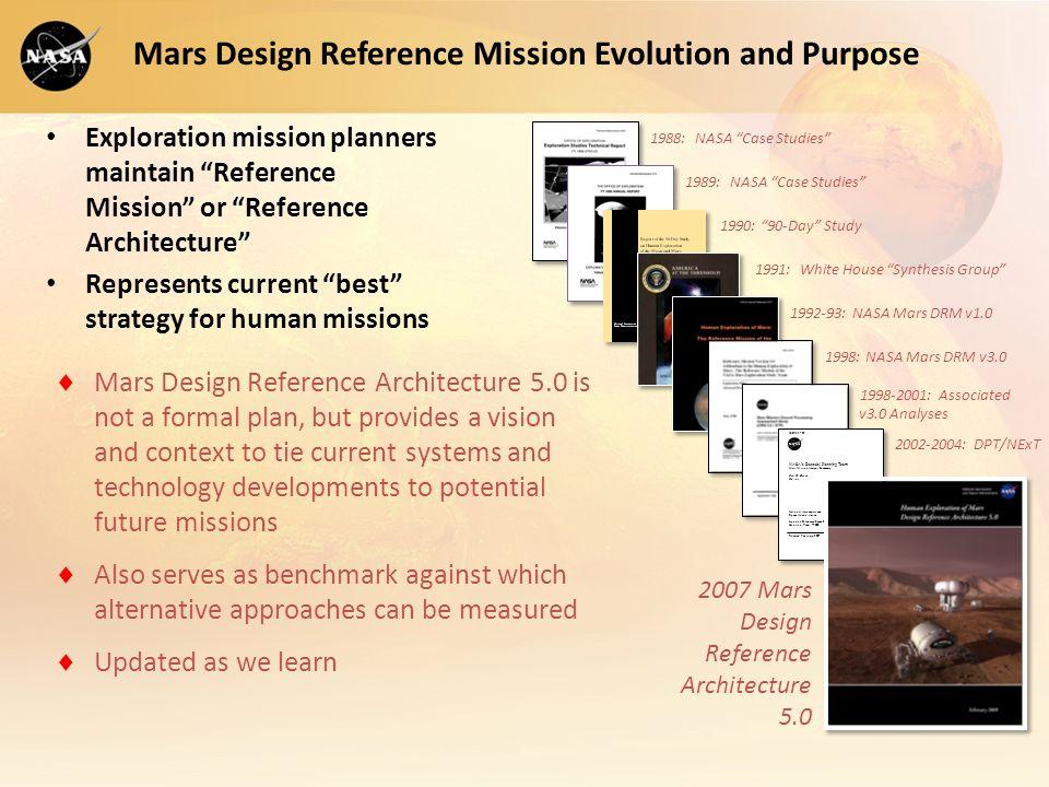 design reference mission nasa - photo #5
