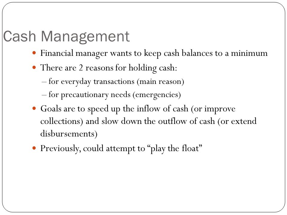how to improve payables deferral period From the above illustration, we can see that the way to improve cash flow is to improve or reduce the cash operating cycle or to shorten the gap of this cash operating cycle from the time we received the goods until the time we received money from our accounts receivables and to optimize the time period of payment to our accounts payable.