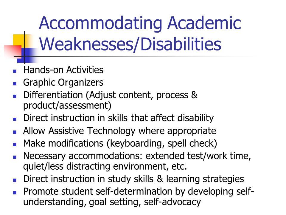 disability affects devleopment