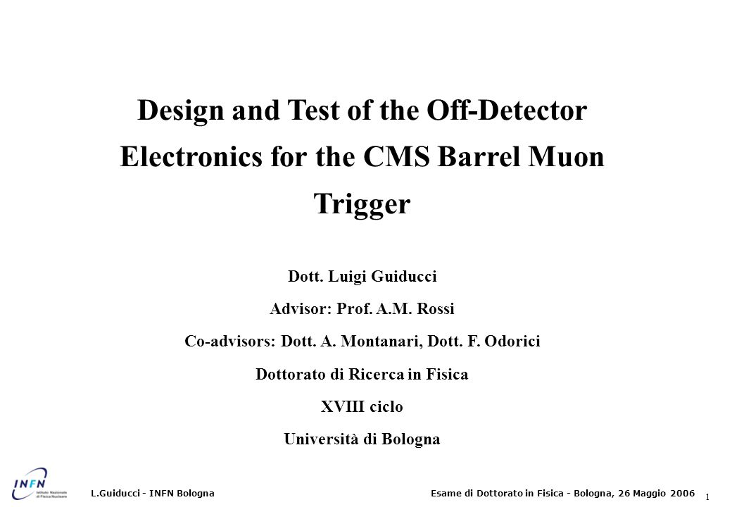 Design and Test of the Off-Detector Electronics for the CMS Barrel Muon Trigger