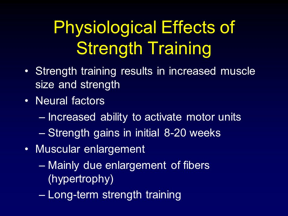muscle physiology strength training concepts in Strength training: building arm muscles  but building strength and muscle mass in the arms isn't just for show it's very important for activities of everyday life, such as carrying .