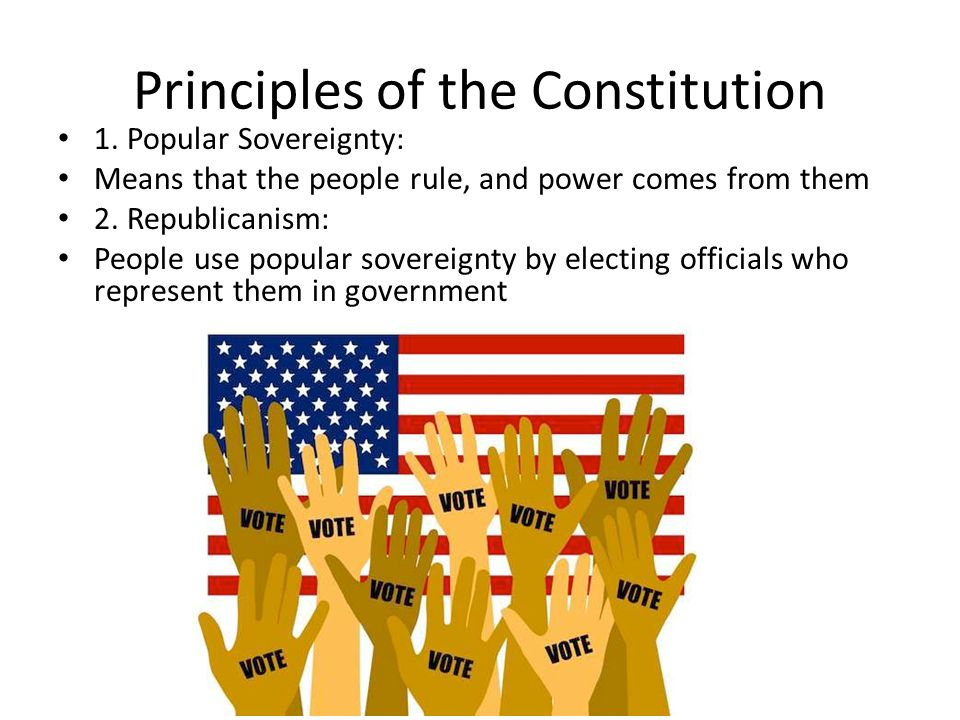 six basic principles of the constitution essay Definition and summary of the 7 principles of the constitution for kids  of the  fundamental reasons and rationale of the working and mechanism of basic terms.