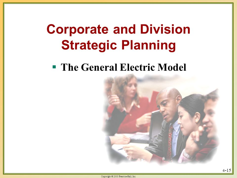 strategic planning of general electric We are repositioning ge to be the world's best infrastructure and technology company, with a smaller financial services division our our strategy ~$76b.