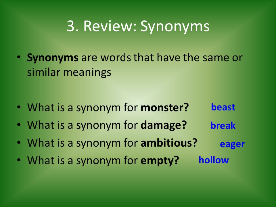 Unit 20 lesson ppt video online download for Synonyme simuler