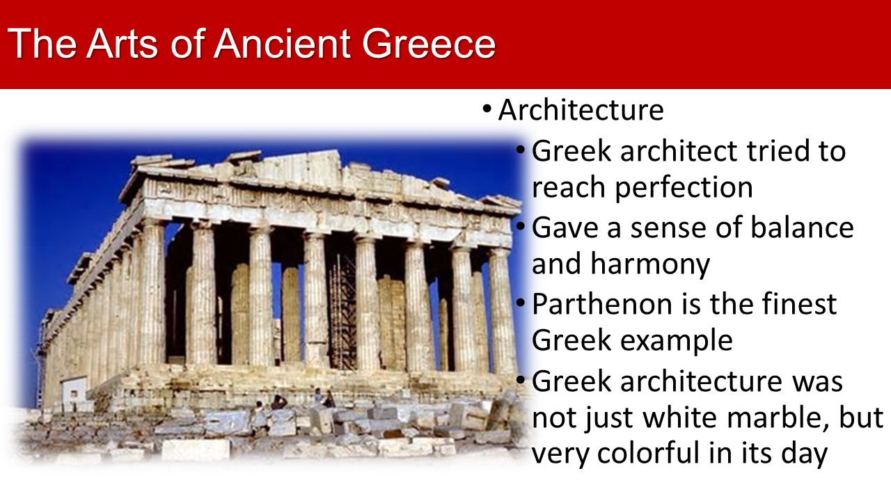 a history and description of parthenon a masterpiece of greek architecture Through the propylaia one enters the sanctuary proper with its great  masterpieces of ancient greek architecture built primarily in the fifth century  under perikles.