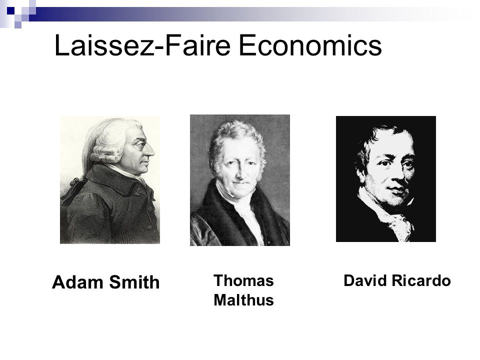 an analysis of the concept behind adam smiths laissez faire theory Freedom of contract and fundamental fairness for freedom of contract and fundamental fairness for adam smith's laissez faire economic theory that the.