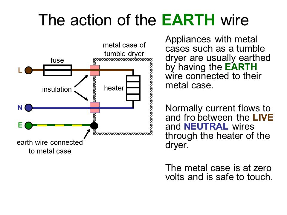 what is a neutral wires purpose