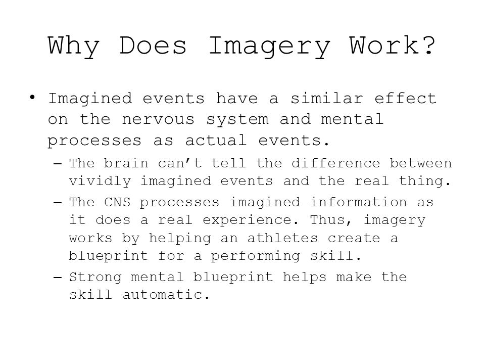 Art hoomiratana damon burton matt vaartstra university of idaho why does imagery work imagined events have a similar effect on the nervous system and mental malvernweather Image collections