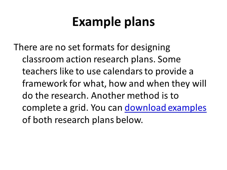 Classroom Action Research Design ~ Classroom action research ppt video online download