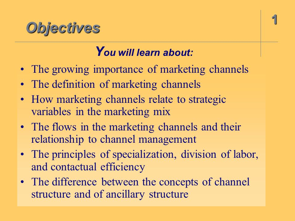 the importance of marketing channels marketing essay Marketing channel strategy for consumer goods - dipl betriebswirtin, mba sandra burgemeister - term paper - business economics - marketing, corporate communication, crm, market research, social media - publish your bachelor's or master's thesis, dissertation, term paper or essay.