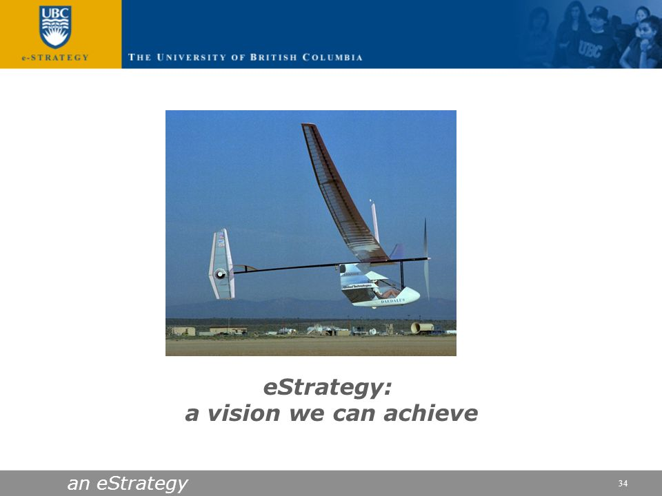 eStrategy: a vision we can achieve