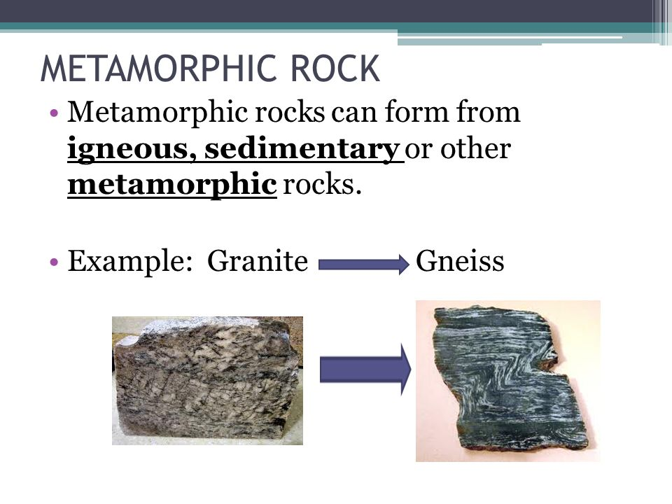 THREE CLASSIFICATIONS OF ROCKS - ppt video online download