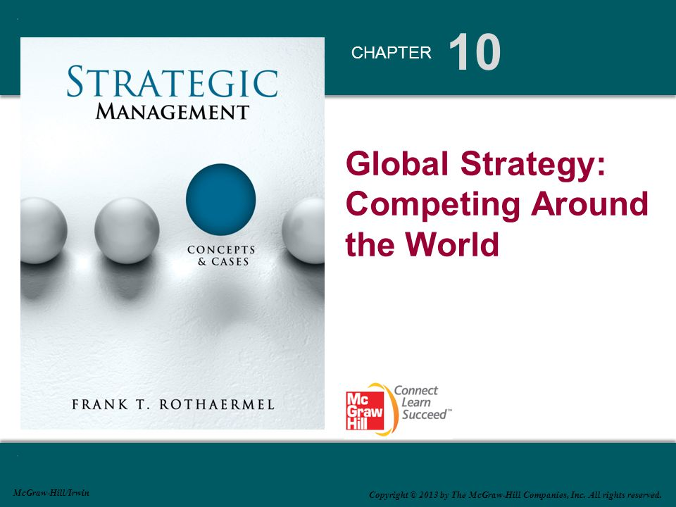 global strategy and structure