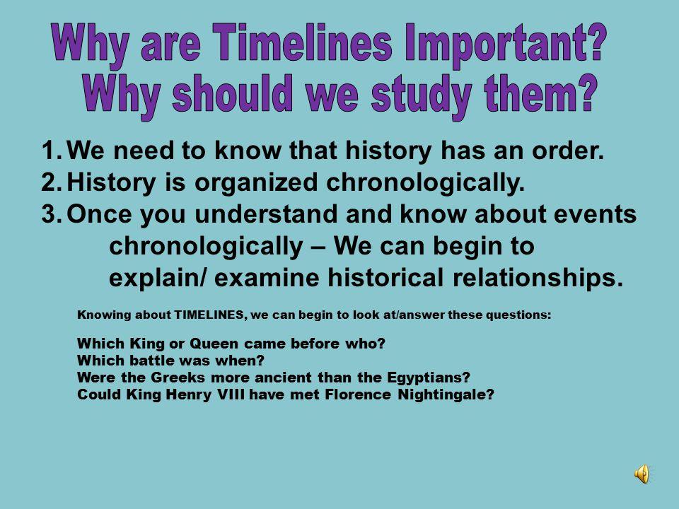 TIMELINES. - ppt video online download
