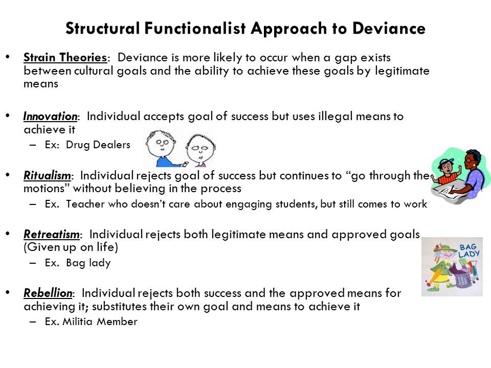 structural functionalist theory and culture