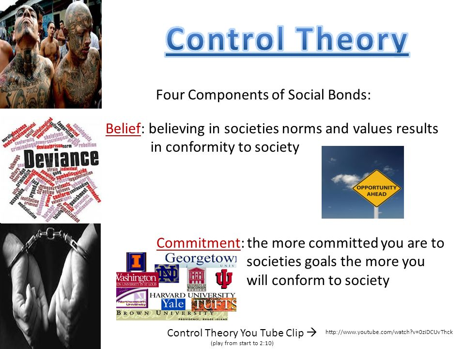 Control Theory You Tube Clip 