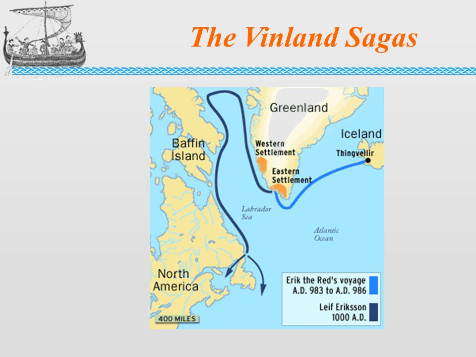 vinland sagas Find all available study guides and summaries for the vinland sagas the norse discovery of america by anonymous if there is a.