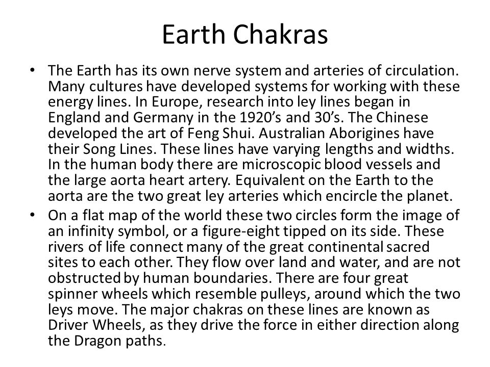 Earth Chakra And Ley Lines Ppt Video Online Download