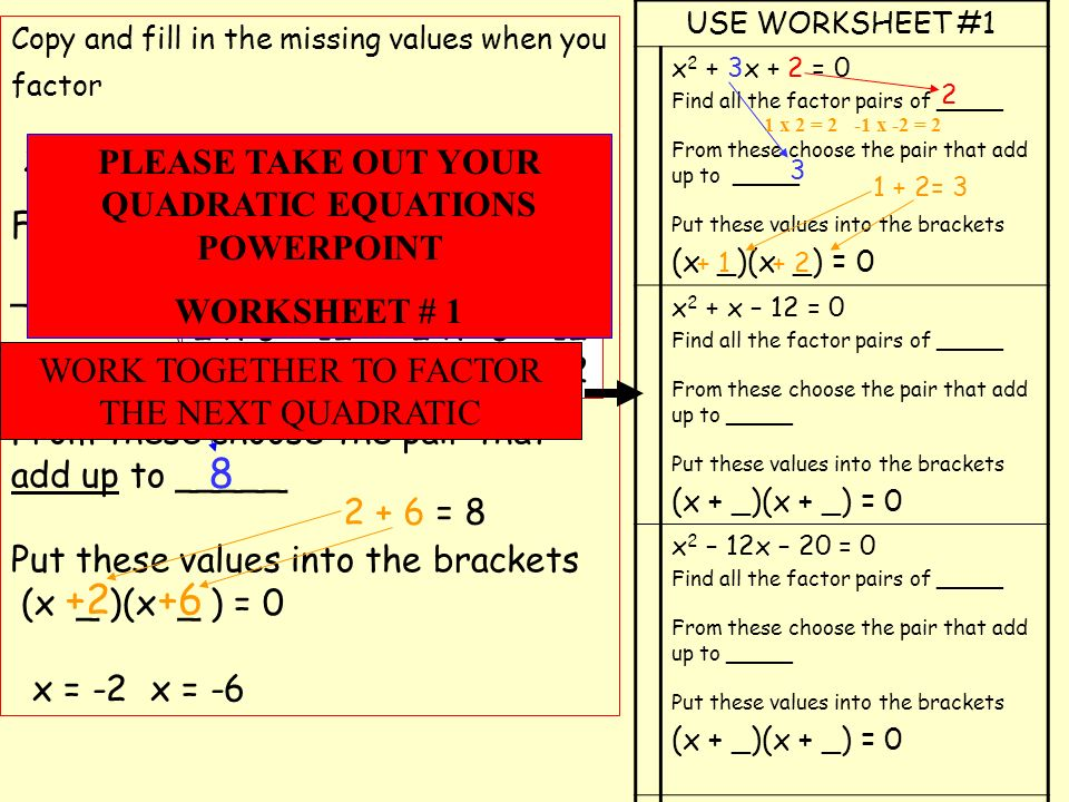 Solving Word Problems With Quadratic Equations Guidelines For. Solving Word Problems With Quadratic Equations. Worksheet. Quadratic Projectile Problems Worksheet At Clickcart.co