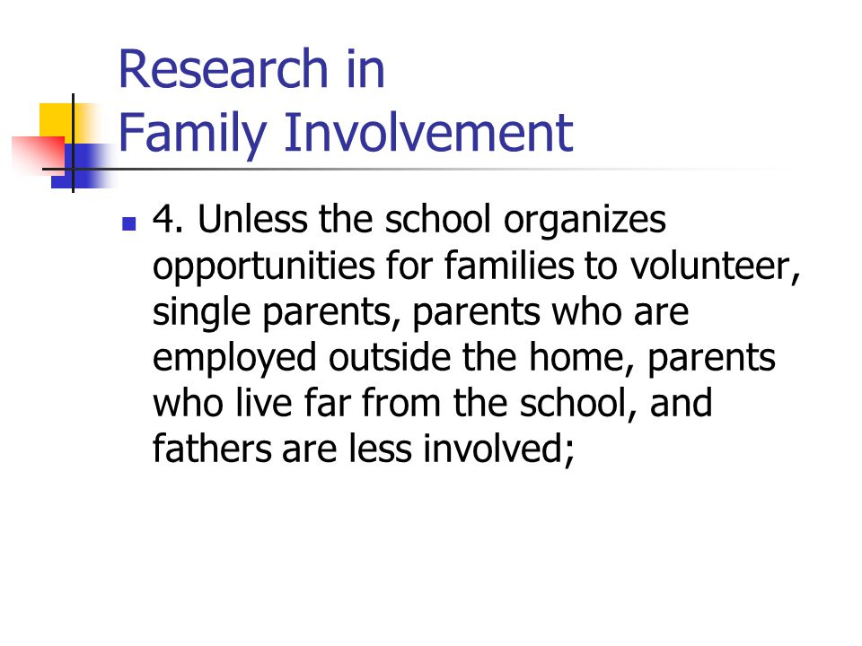 a research on increase in single parent households — the majority of america's 737 million children under age 18 live in families with two parents (69 percent), according to new statistics released today from the us census bureau this is compared to other types of living arrangements, such as living with grandparents or having a single parent.