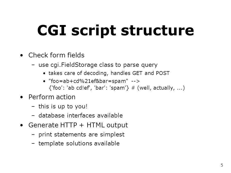 cgi programming in python pdf