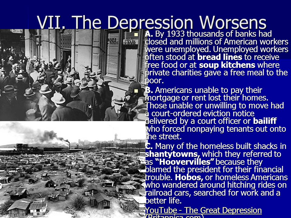 was the great depression to blame Fdr's first inaugural address declaring 'war' on the great depression declaring war on the great depression background by late winter 1933, the nation had already endured more than three years of economic depression.