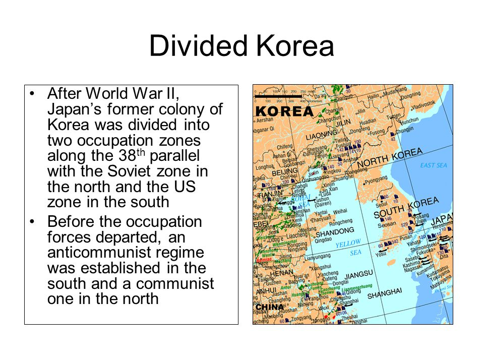 Part Map Quiz Part Korea And Cuba Theme Early Cold War - Japan map before world war 2