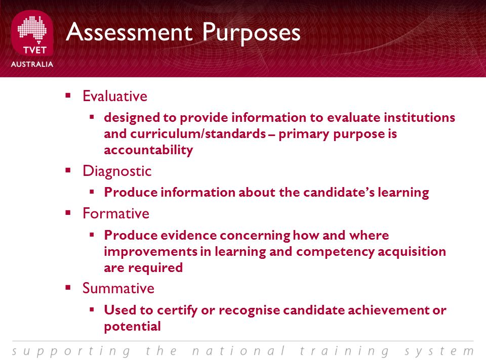 diagnostic assessment and formative assessment essay What is the difference between formative and interim assessments  formative  diagnostic assessment is a process of questioning, testing,  form of an annual  summative assessment, eg a shorter term paper or test.