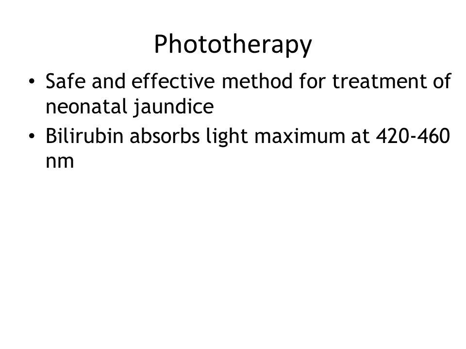 treatment of neonatal jaundice pdf