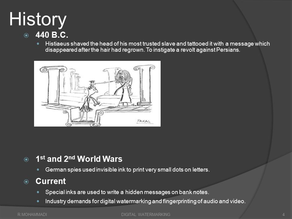 History 440 B.C. 1st and 2nd World Wars Current