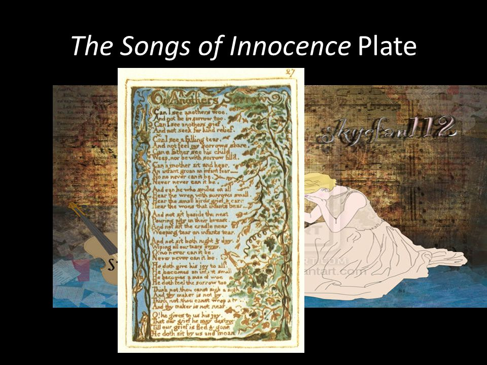 an analysis of themes of love in songs of innocence by william blake William blake's songs of innocence and of experience and the themes they explore are relevant to the romantic period as well as the theme of nature which was often prevalent in that period in his exploration of innocence versus experience, blake complicates the romantic view that childhood is inherently a state of protected innocence.