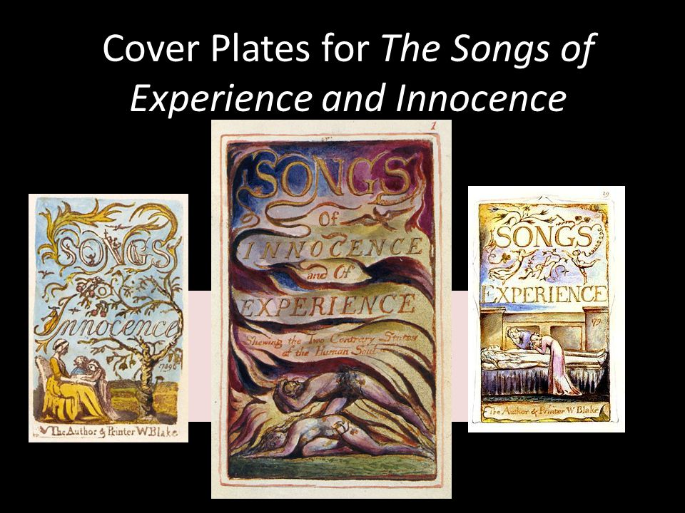 songs of innocence and experience analysis pdf
