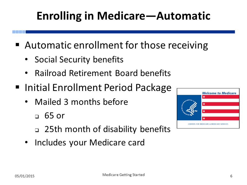 2015 national training program ppt download enrolling in medicareautomatic ccuart Choice Image