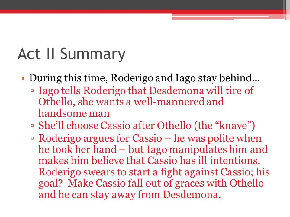 othello roderigo and iago relationship with emilia