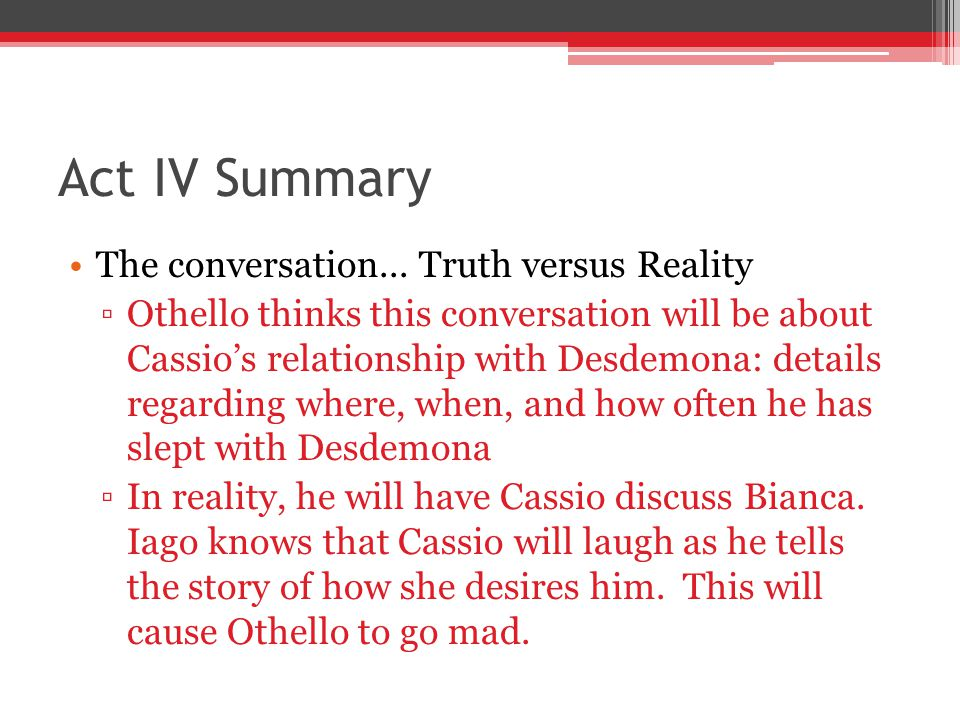 othello cassio and biancas relationship marketing