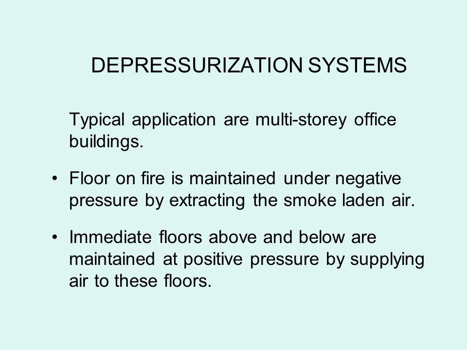 DEPRESSURIZATION SYSTEMS