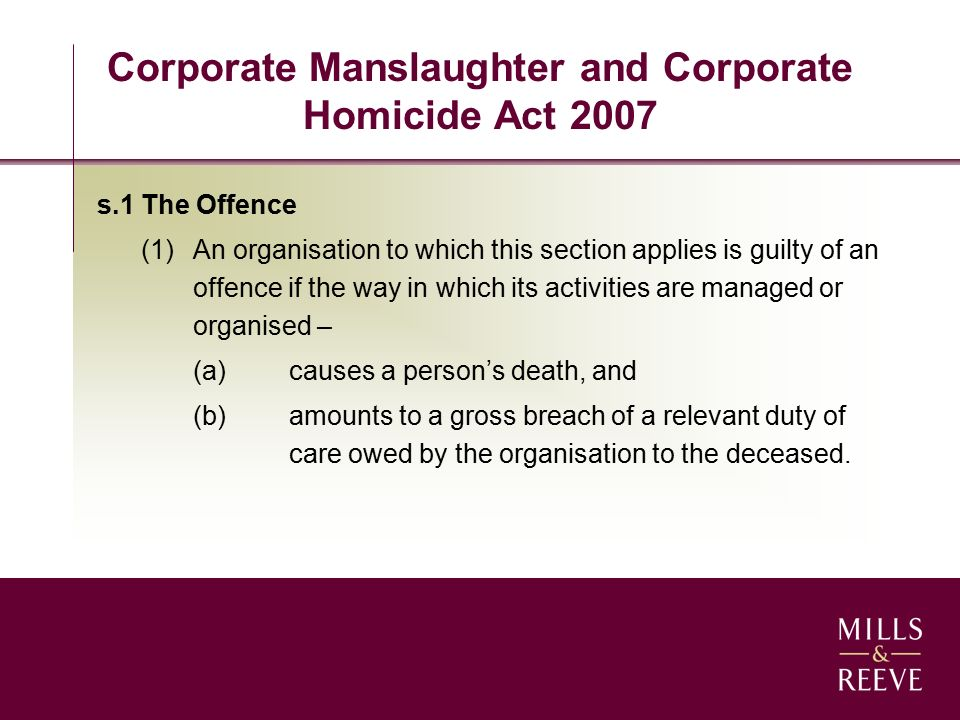 manslaughter and justified homicide