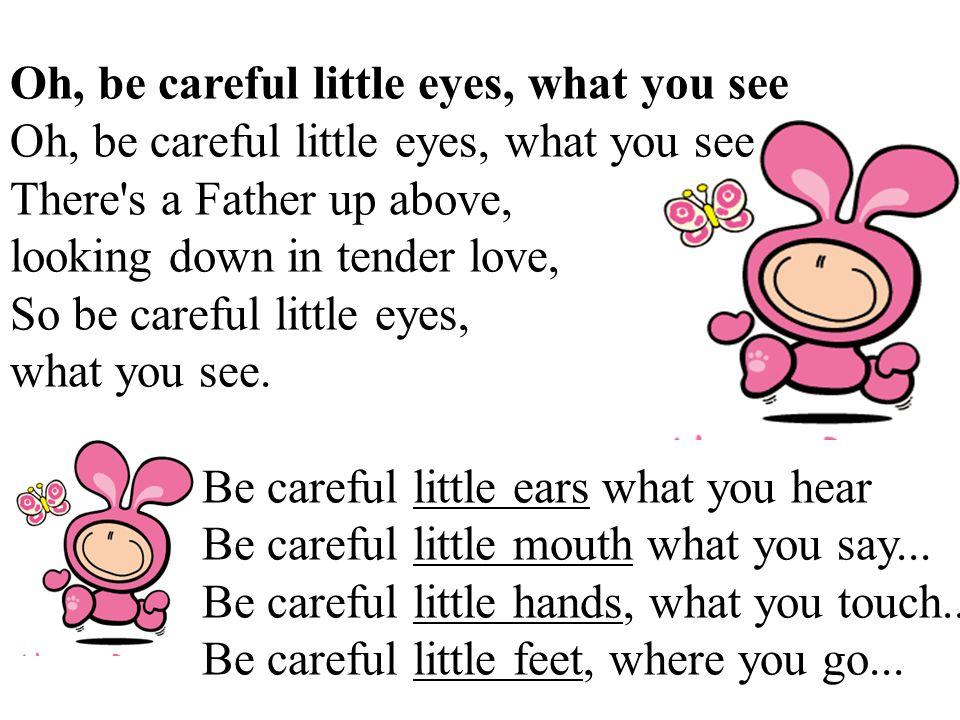 Colin Buchanan – Be Careful Little Eyes Lyrics | Genius Lyrics