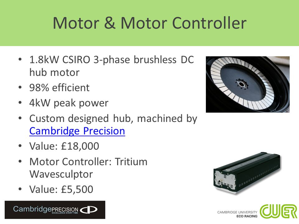 Solar Car Electrical System Overview Ppt Download