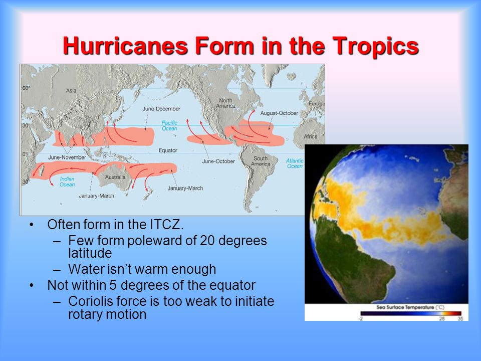 Hurricanes. - ppt video online download