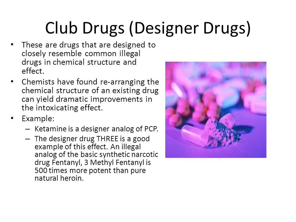 Designer Drugs Online Legal