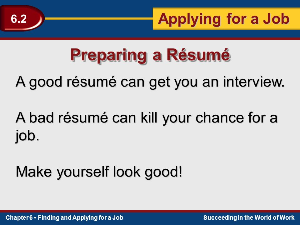 How Do Your Organize A Resume Most Recent Job First