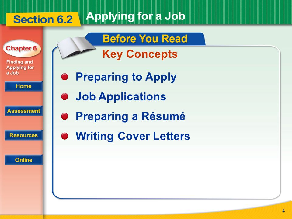 PREPARING RESUMES AND WRITING COVER LETTERS