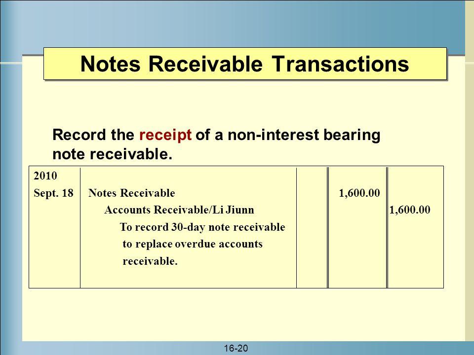 notes receivable Cash-flow reporting practices for customer-related notes  cash-flow reporting practices for customer-related receivables  in the form of notes receivable.