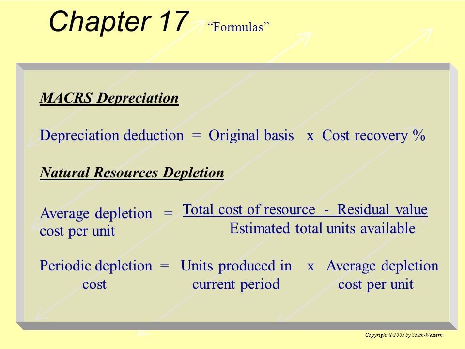 depreciation calculator macrs