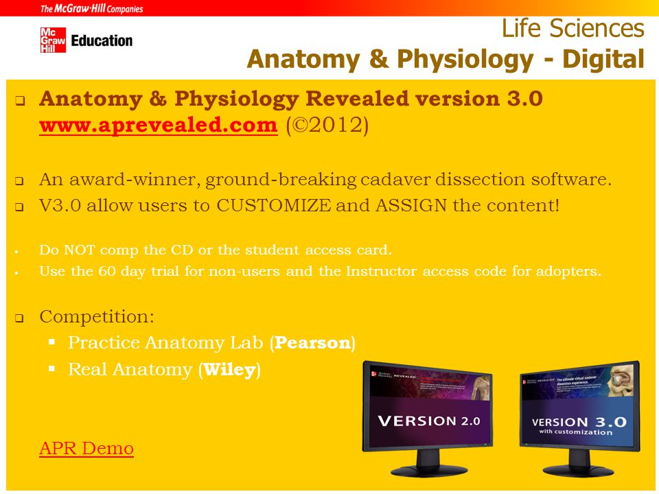 Tolle Anatomy And Physiology Revealed 3.0 Download Ideen ...